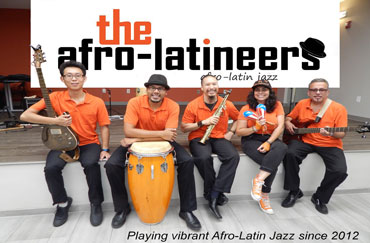 The Afro-Latineers Poster