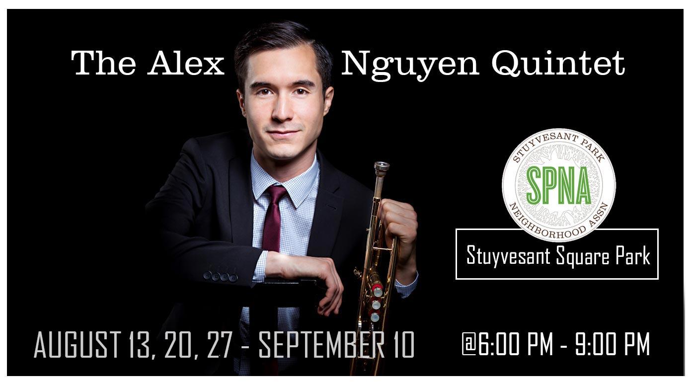 The Alex Nguyen Quintet