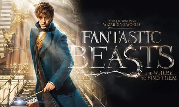 Fantastic Beast Poster