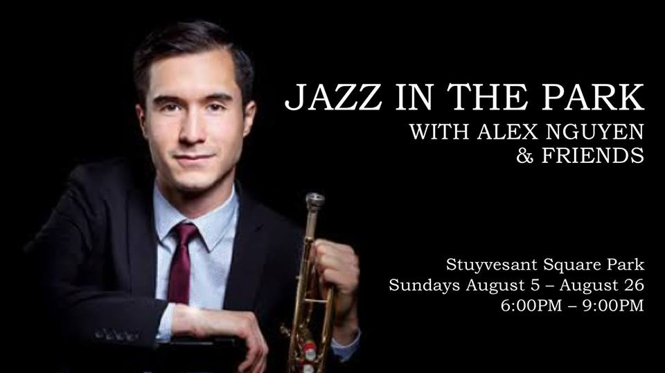 Jazz in the Park with Alex Nguyen & Friends