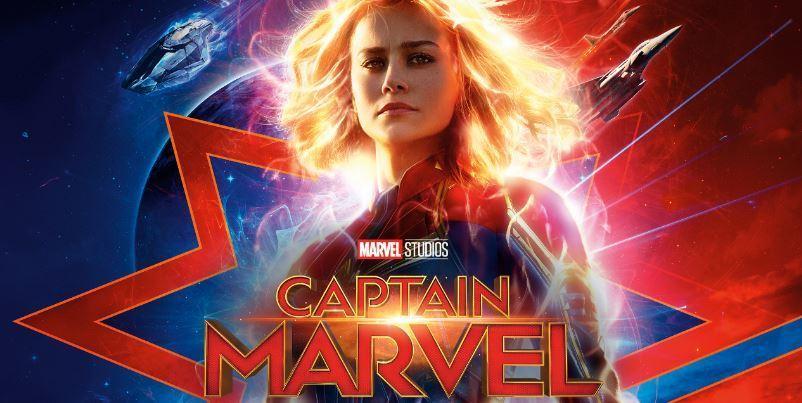 SPNA Captain Marvel Poster Event