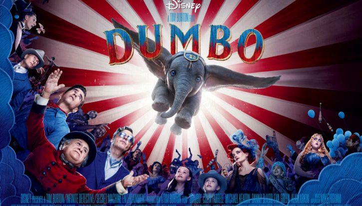 SPNA Dumbo Poster Event