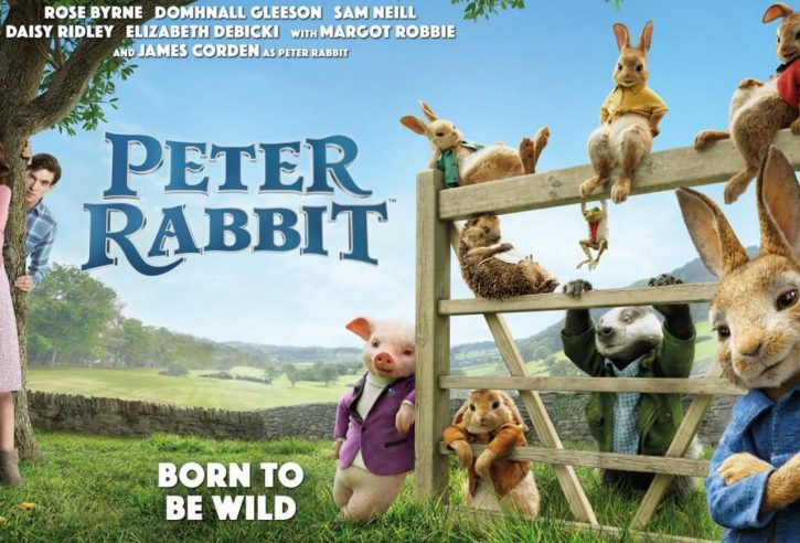 SPNA Peter Rabbit Poster Event
