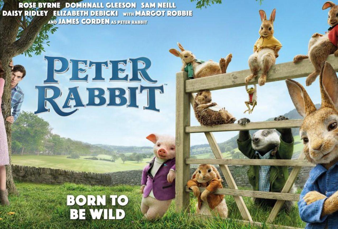 SPNA Peter Rabbit Poster Event