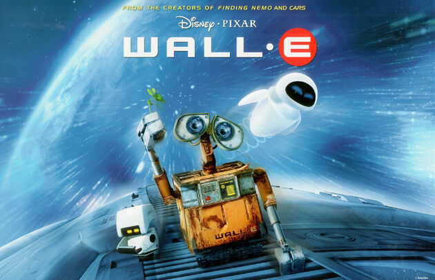 SPNA Wall-E Poster Event