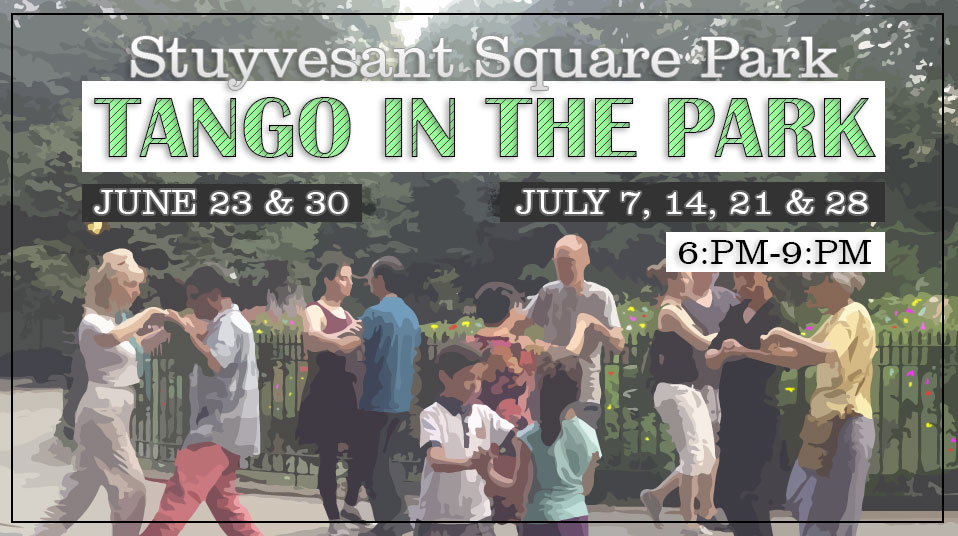 SPNA Tango in the Park