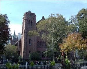 Stuyvesant Park Church