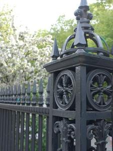 Stuyvesant Park Fence