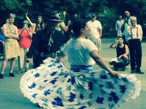 Argentinian folk dance